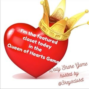 I AM THE QUEEN OF HEARTS! ❤️